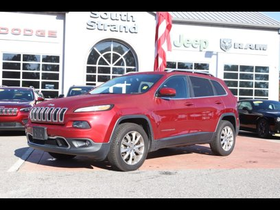 Certified 2014 Jeep Cherokee Limited - 535613363