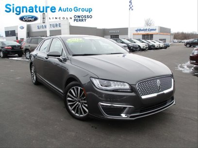 Certified 2018 Lincoln MKZ Select - 541321504