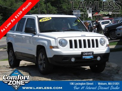 Certified 2014 Jeep Patriot High Altitude Edition - 525723424