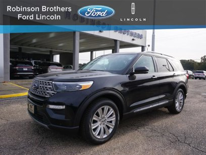 New 2020 Ford Explorer 2WD Limited - 534948389
