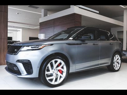 New 2020 Land Rover Range Rover Velar SV Autobiography Dynamic - 544349041