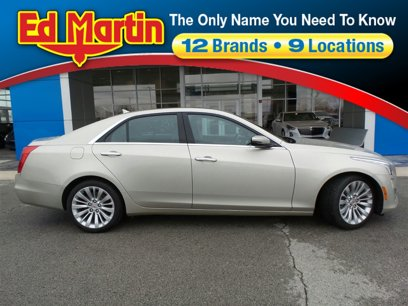 Used 2014 Cadillac CTS Luxury AWD Sedan - 541013462