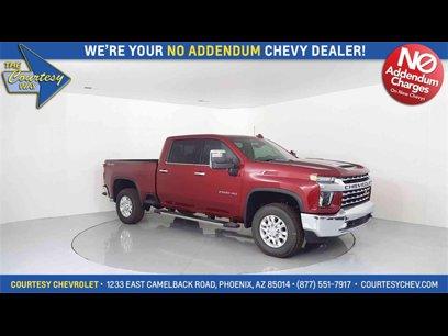 New 2020 Chevrolet Silverado 2500 LTZ - 544291425