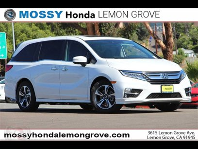 New 2020 Honda Odyssey Touring - 541019205