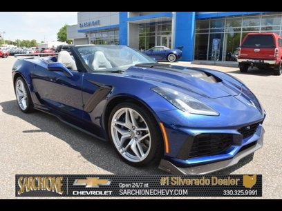 Used Chevrolet Corvette For Sale In Youngstown Oh 44512