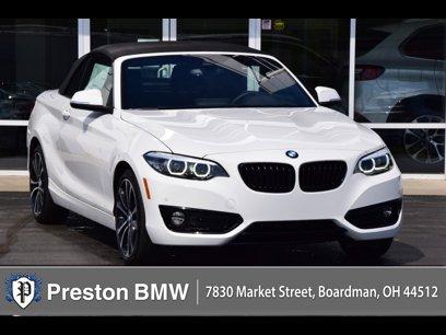 Used 2020 BMW 230i xDrive Convertible - 514170437