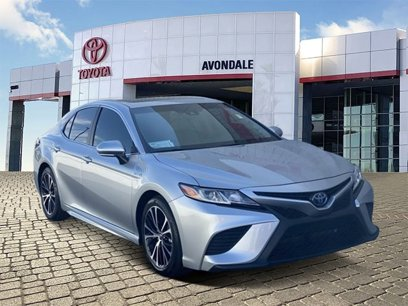 Certified 2018 Toyota Camry SE - 548457413