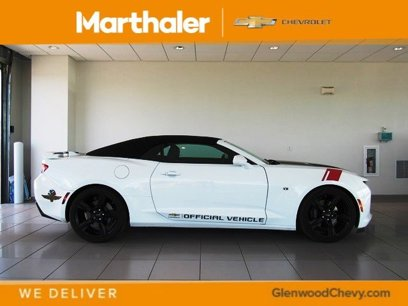 Used 2017 Chevrolet Camaro SS Convertible w/ 2SS - 524849456