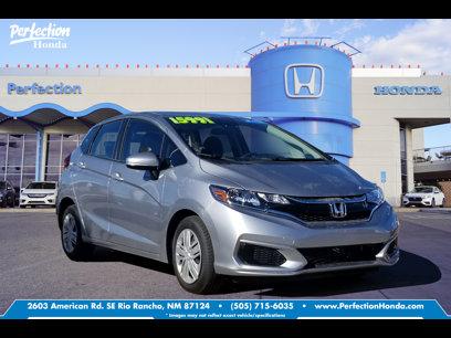 Certified 2019 Honda Fit LX - 562577256