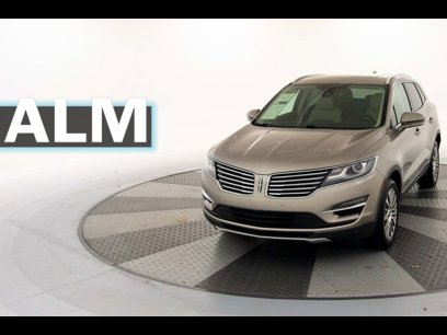 Used 2018 Lincoln MKC AWD Reserve - 539534188