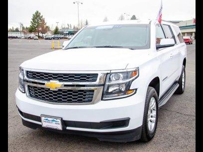 Certified 2019 Chevrolet Suburban 4WD LT - 542024614