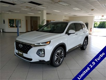 New 2020 Hyundai Santa Fe FWD Limited - 522555450