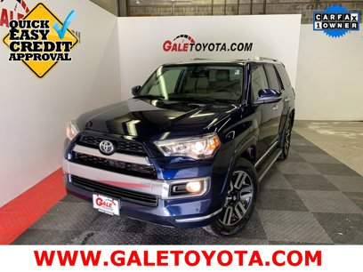Certified 2016 Toyota 4Runner Limited - 537825232