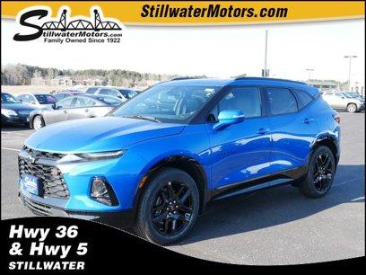 New 2020 Chevrolet Blazer AWD RS - 545143914