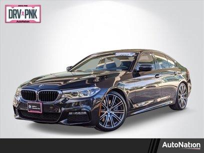 Certified 2017 BMW 540i - 567471137
