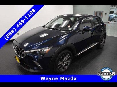 Certified 2017 MAZDA CX-3 AWD Grand Touring - 542235116