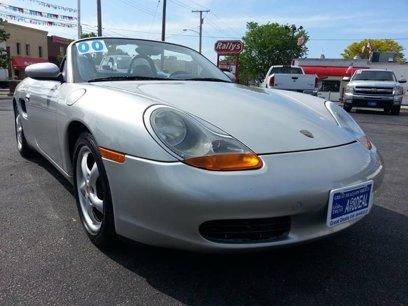 Used 2000 Porsche Boxster For Sale In Michigan City In