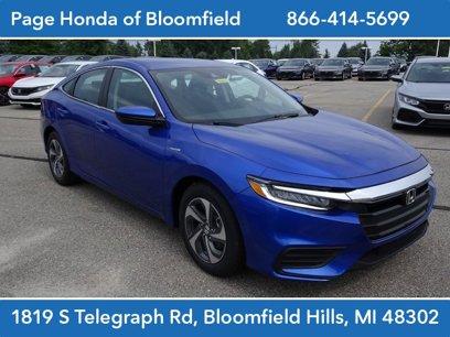 New 2019 Honda Insight LX - 511371897