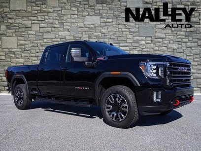 New 2020 GMC Sierra 2500 4x4 Crew Cab AT4 - 540430734