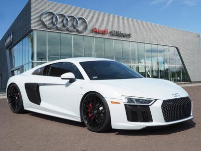 Used 2017 Audi R8 V10 Coupe - 527608573