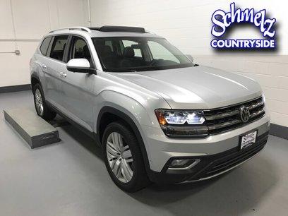 New 2019 Volkswagen Atlas 4Motion SEL Premium V6 - 525352132