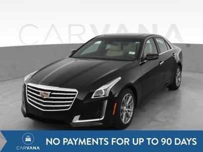 Used 2017 Cadillac CTS Luxury Sedan - 549194411