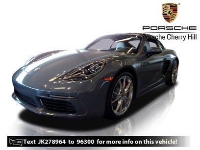 Certified 2018 Porsche 718 Cayman - 497145177