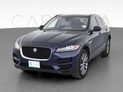 Used 2018 Jaguar F-PACE Prestige - 548982394