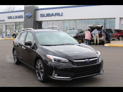 New 2020 Subaru Impreza 2.0i Limited Hatchback - 542117319