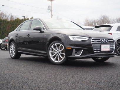 New 2019 Audi A4 2.0T Premium Plus quattro Sdn - 527752292