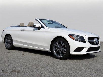 New 2020 Mercedes-Benz C 300 4MATIC Cabriolet - 543682363