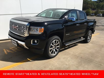 New 2020 GMC Canyon 4x4 Crew Cab All Terrain - 529094732