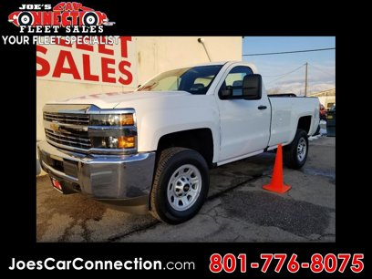 Used 2016 Chevrolet Silverado 3500 4x4 Regular Cab - 537135640