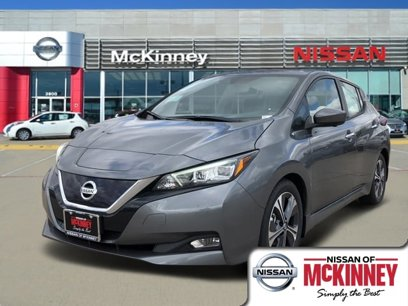 New 2020 Nissan Leaf SV w/ SV Technology Package - 544010683