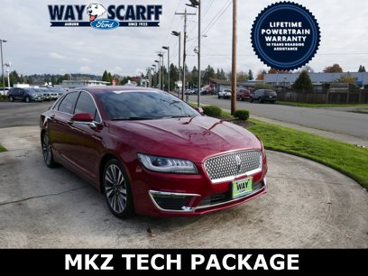 Used 2017 Lincoln MKZ Reserve - 567783150