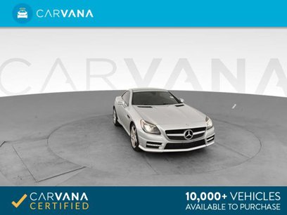 Used 2012 Mercedes-Benz SLK 250 - 543160190