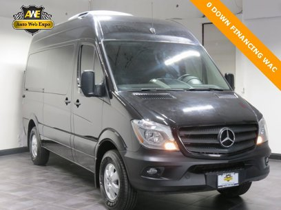 "Used 2018 Mercedes-Benz Sprinter 2500 144"" Passenger - 546721935"