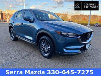 Certified 2020 MAZDA CX-5 AWD Sport - 568111158