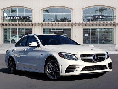 New 2020 Mercedes-Benz C 43 AMG 4MATIC Sedan - 541965471