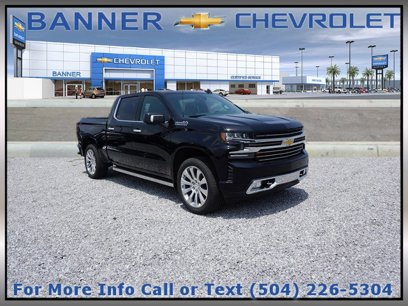 New 2019 Chevrolet Silverado 1500 4x4 Crew Cab High Country - 526366869