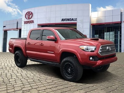 Certified 2017 Toyota Tacoma TRD Sport - 547922098