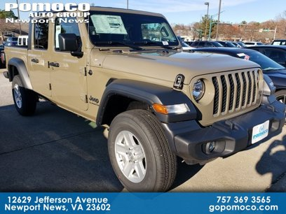 New 2020 Jeep Gladiator Sport - 534144201