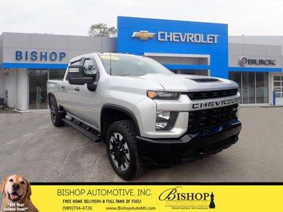 Used 2020 Chevrolet Silverado 2500 Custom - 596029000