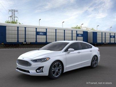 New 2020 Ford Fusion Titanium AWD - 542286840