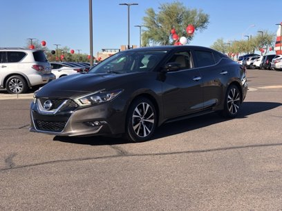 Certified 2016 Nissan Maxima 3.5 S - 569892838