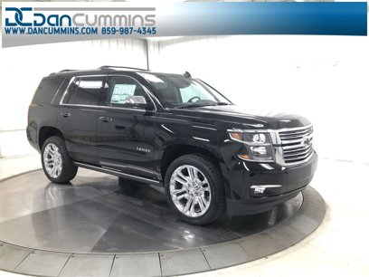 New 2019 Chevrolet Tahoe For Sale In Lexington Ky Autotrader