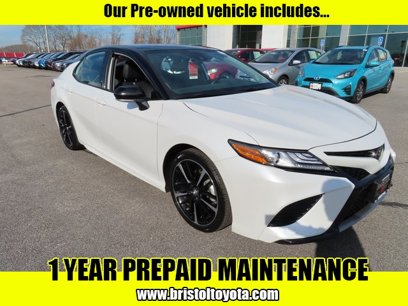 Used 2019 Toyota Camry XSE - 541584859