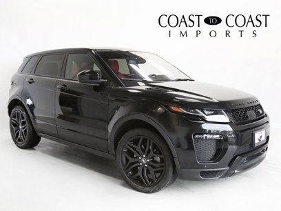 Used 2017 Land Rover Range Rover Evoque HSE Dynamic 4-Door - 538800956