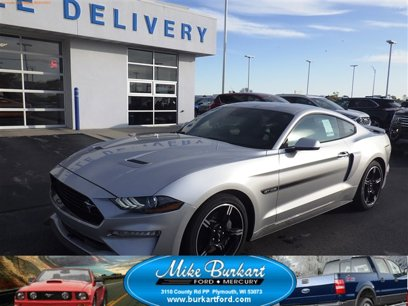 New 2019 Ford Mustang GT Coupe - 531412052