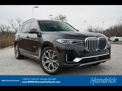 New 2020 BMW X7 xDrive40i - 542576565